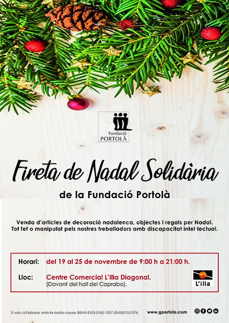 2018. Gràfica Fireta de Nadal a ID Vertical dina4